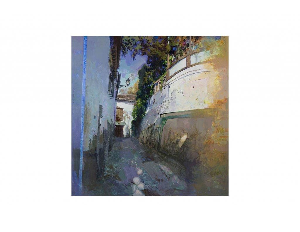 Camino del Sacromonte. Reproducción