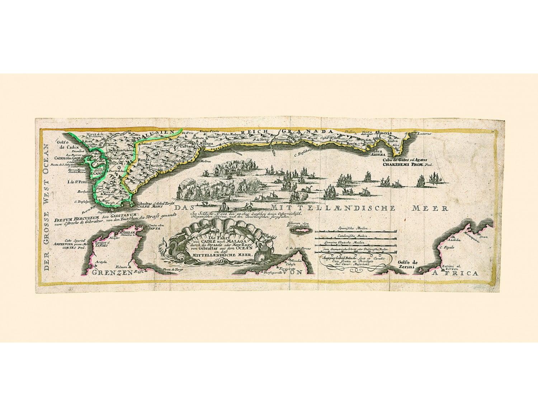 Escenificación De La Guerra De Sucesión Española (1701-1713)