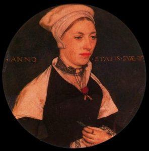 Retrato de Hans Holbein el Joven para milartienda.com