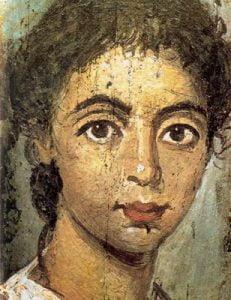 Arte del retrato romano para milartienda.com