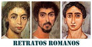 retratos romanos para milartienda.com