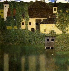 Paisjajes y vistas de Gustav Klimt para milartienda.com