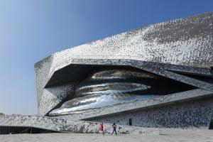 Detalle Filarmónica de París para blog milartienda