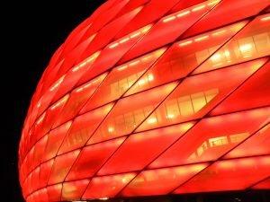 Detalle Allianz Arena para milartienda