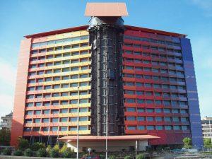 Hotel Puerta América en Madrid para milartienda