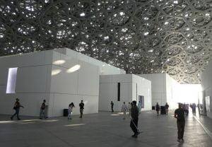 Interior Louvre Abu Dhabi para milartienda.com