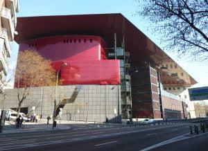 Ampliación Reina Sofía Madrid para milartienda