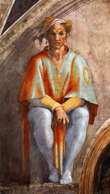 Miguel Ángel en el Vaticano para blog de milartienda.com