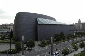 Nara Centennial Hall para blog milartienda.com