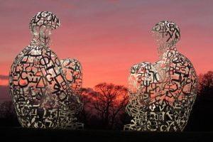 Esculturas de Jaume Plensa para blog de milartienda.com