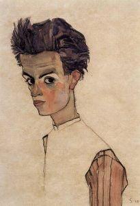 Egon Schiele para milartienda.com