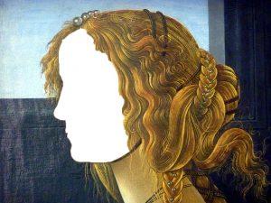 Detalle Botticelli, manipulado para milartienda.com