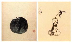 Arte chino, Chu Ta para blog milartienda.com