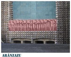 Apostolado de Oteiza en Aránzazu para milartienda.com