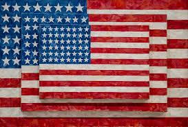 Tres Banderas de Jasper Johns para milartienda.com