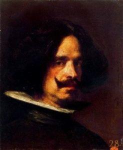 Autorretrato Velázquez