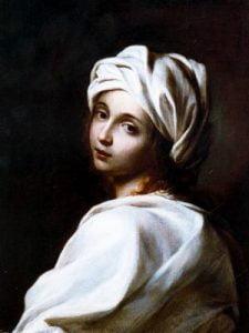 Retrato de Beatrice Cenci de Guido Reni para milartienda.com