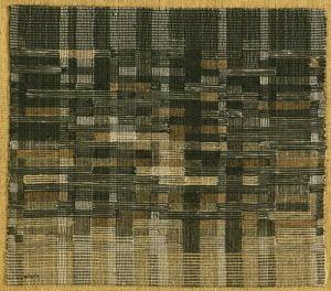 arte textil. Anni Albers para blog milartienda