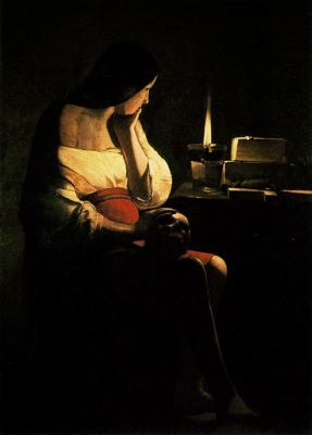 La Magdalean de La Tour para el blog de milartienda.com