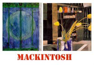 Mackintosh, arbol del esfuerzo