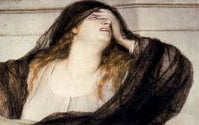 Detalle María Magdalena, Böcklin para milartienda.com
