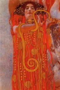 Hygieia de Klimt para milartienda.com