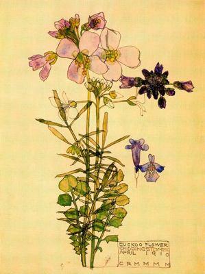 Flores de Mackintosh para milartienda