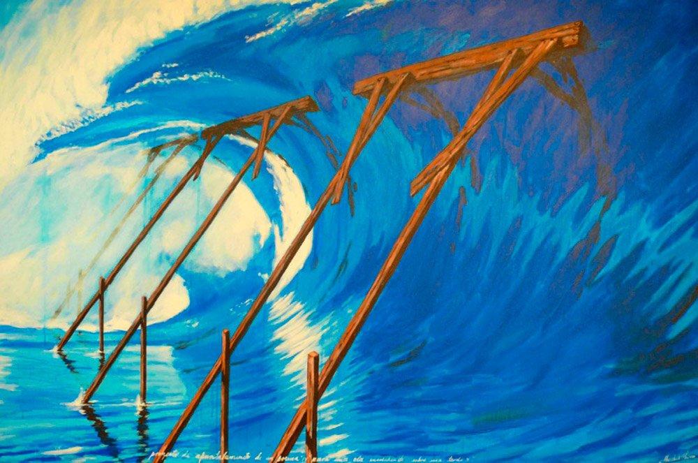 Proyecto de apuntalamiento de una ola para milartienda.com