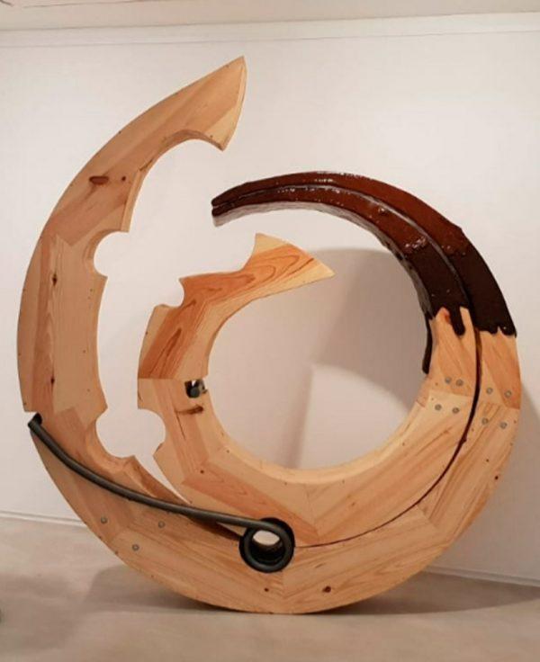 Sweet life escultura de Humberto Planas para milartienda.com