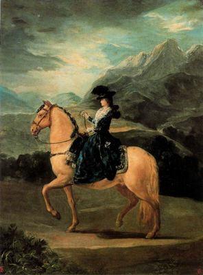 goya en los Uffizi para milartienda.com