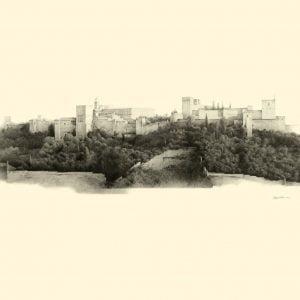 La Alhambra de Antonio Conde