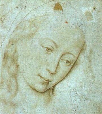 Dibujo de Van der Weyden para blog de milartienda.com
