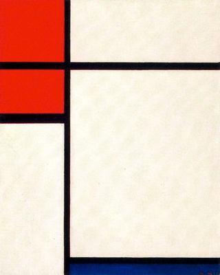 Mondrian para blog de milartienda.com