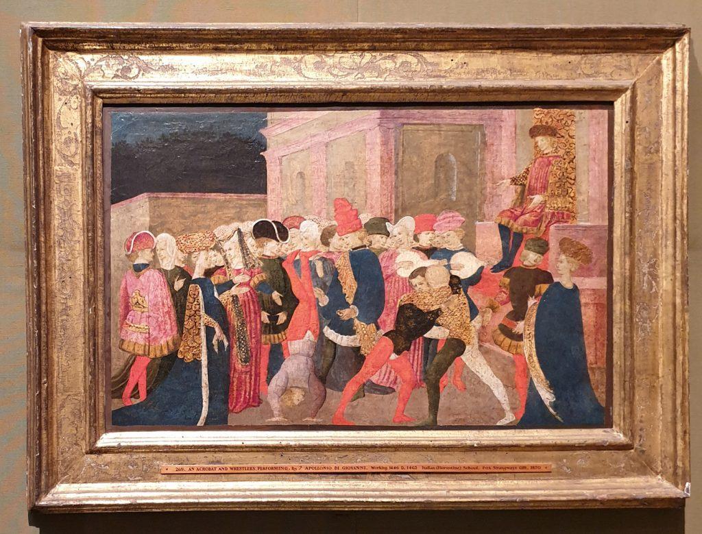 giovanni di Ser Giovanni en el Ashmolean para milartienda.com