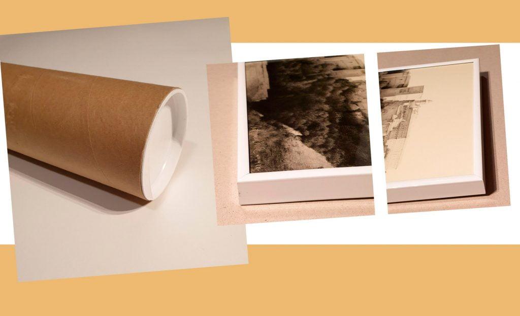 Fotos de tubos y marcos de milartienda.com