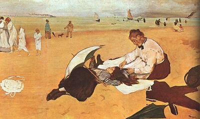 Degas en la National Gallery para blog de milartienda.com